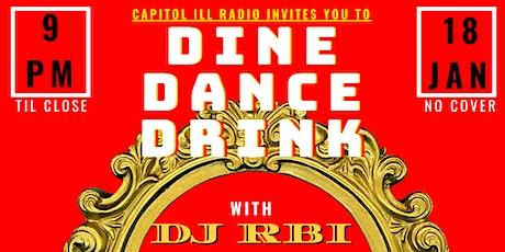 Dine Dance Drink @ Wicked Bloom tickets