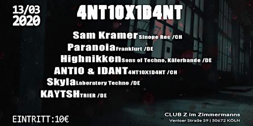 ANTIOXIDANT X CLUB Z