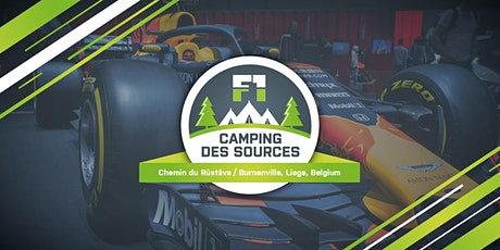 Camping des Sources / Spa-Francorchamps / Formule 1 tickets
