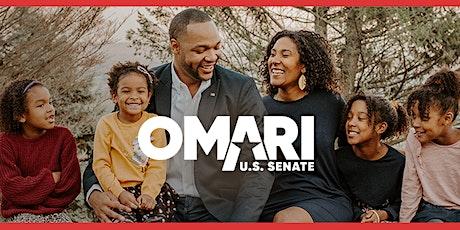 Omari Faulkner for Senate 2nd Amendment Happy Hour tickets