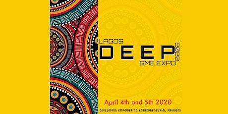 Lagos Deep SMEs  Expo 2020 tickets