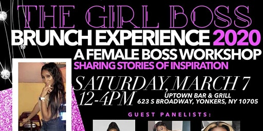 The Girl Boss Brunch Experience