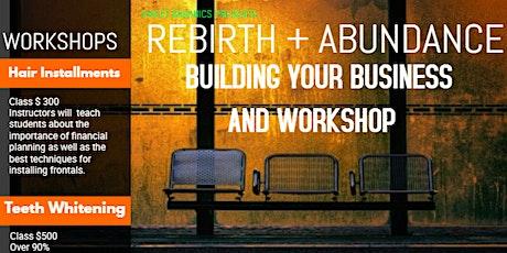 REBIRTH + ABUNDANCE tickets