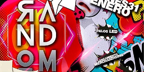 RANDOM: FIN DE EXAMENES entradas