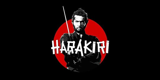 Film Screening - Harakiri (1962)