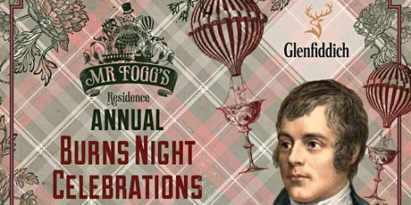 Burns Night at Mrs Fogg's, Free Drink, Dancing  tickets