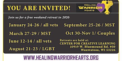Healing Warrior Hearts - Free Retreats for Veterans - MST