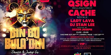 Dance-Jump In QSign-Cache-Lady Lava tickets