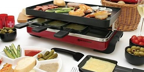 The Concord Cheese Shop Raclette Pop-Up at Kitchen Outfitters