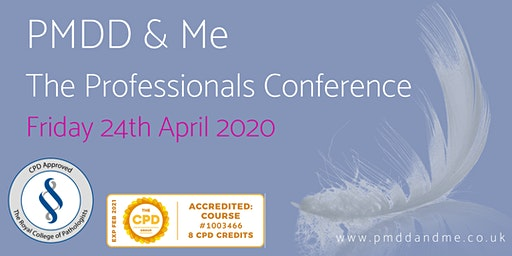 PMDD & Me - The Professionals Conference 2020