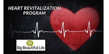 Heart Revitalization tickets