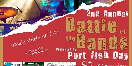 2nd Annual Fish Day Battle of the Bands