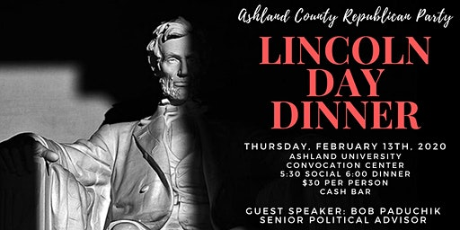 Republican Lincoln Day Dinner
