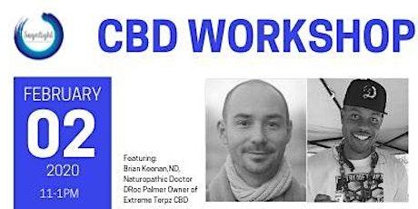 Raise Your CBD IQ tickets