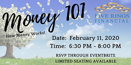 Money 101 - How Money Works! tickets
