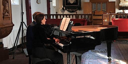 Lenteconcert door docenten en master-studenten Prins Claus Conservatorium