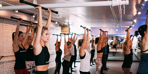 MUSC Bootcamp Class at The Barre Code
