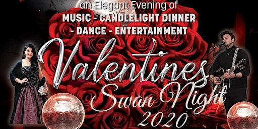 Bollywood Valentine's Swan Night