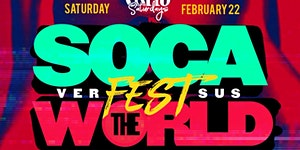 Soca Fest vs The World @ SOB's