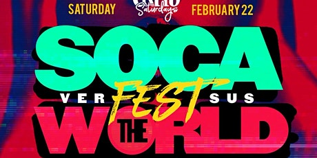 Soca Fest vs The World @ SOB's tickets