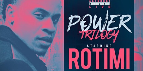 Power's own Rotimi @ Hudson Terrace tickets
