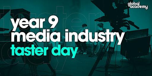 Year 9 Media Industry Taster Day - Feb Half Term 2020