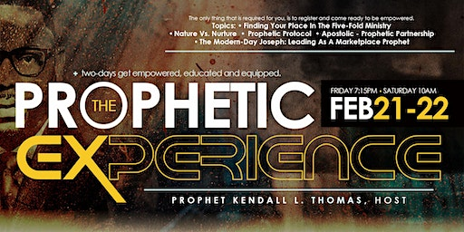 The Prophetic Experience
