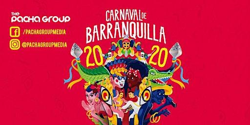 CARNAVAL DE BARRANQUILLA 2020 BLUE MARTINI FT LAUDERDALE