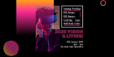 2020 Vision & Living tickets