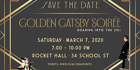 Golden Gatsby Soiree: Roaring Into the 20's tickets