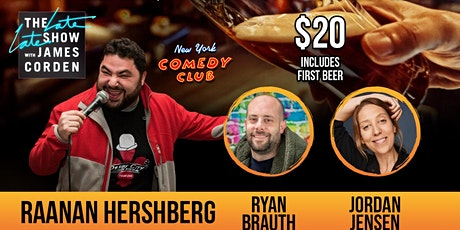 Counter Weight Comedy Night tickets