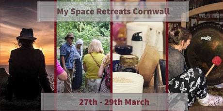 3 Day Wellbeing Retreat in Cornwall tickets