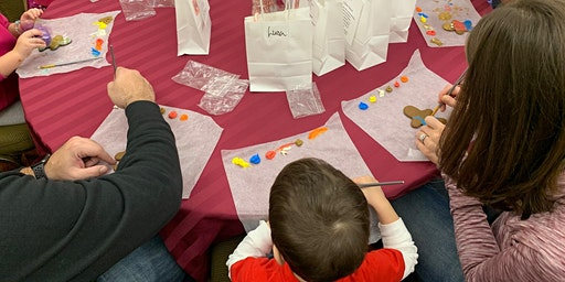 Valentine's Day Cookie Decorating at The Crowne Plaza Englewood With Blue's Baking Bash