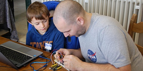 CoderDojo Sint-Laureins i.s.m. VZW Makerslab De Shack - 14/11/2020 tickets
