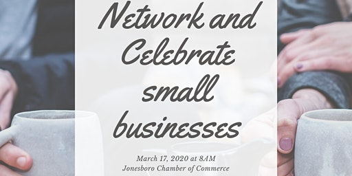 Jonesboro Business Network Int'l Breakfast Celebration and Networking