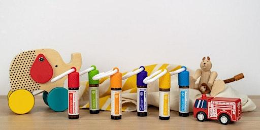 Kids Essential Oils Rollerball Make 'n' Take Class