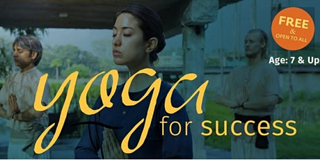 YOGA FOR SUCCESS tickets