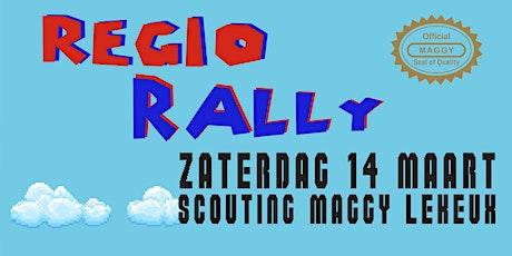 Regio 't Gooi Autorally 2021 - Mariokart! tickets
