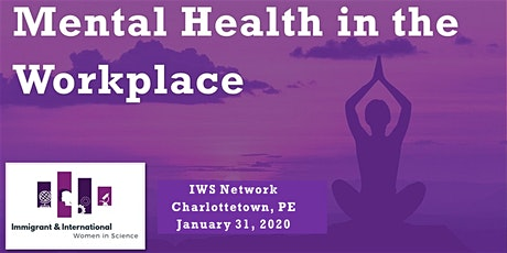 Mental Health in the Workplace- Charlottetown, PE tickets