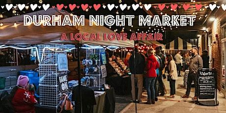 Durham Night Market tickets