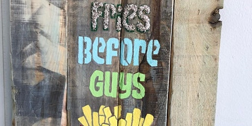 Your Choice DIY Wall Art or Other Stone and Pallet (TM) by Recycled Granite