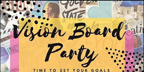 New Year, New You Vision Board Workshop tickets