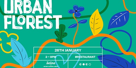 Urban Florest Market tickets