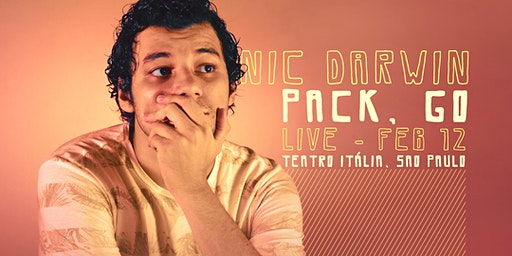 Nic Darwin - Pack, Go Tour