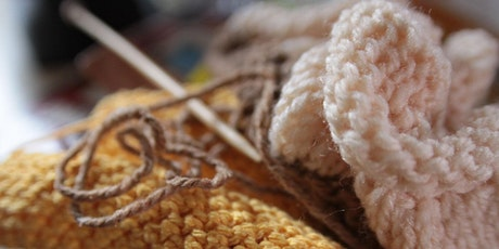 Beginners Knitting Workshop with Nicky Barfoot tickets