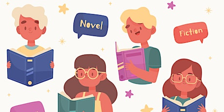 New teen book group at Central Library for 11-14 year olds tickets