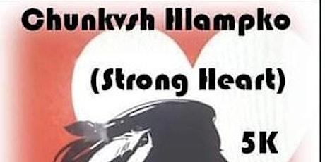Chukash Hlamplko (Strong Heart) 5K tickets