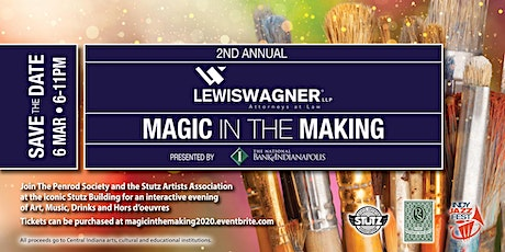 Magic in the Making tickets