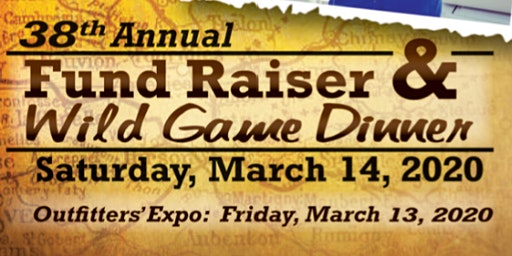 SCI Annual Fundraiser & Wild Game Dinner