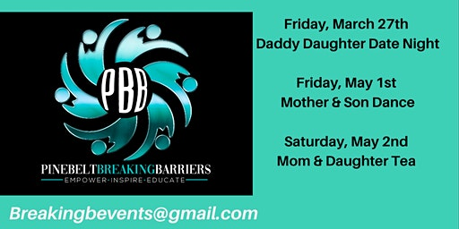 Breaking Barriers Events for the Family